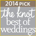 Award   The Knot - Best-of-Weddings 2014